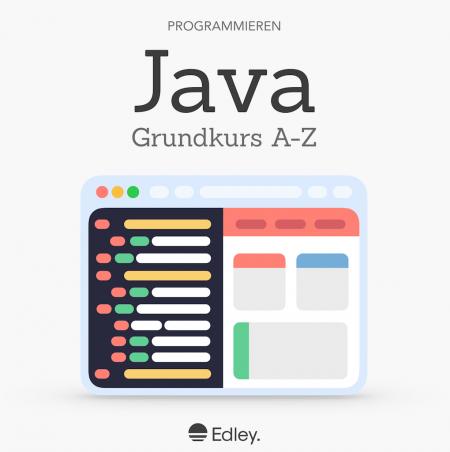 Java programmieren lernen Online Kurs
