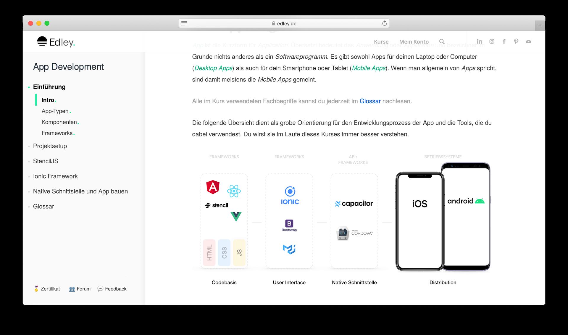 App programmieren lernen