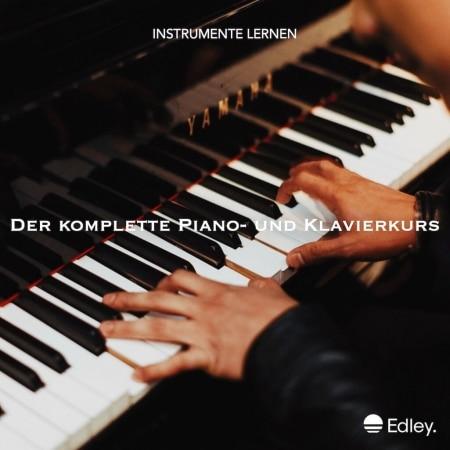 Piano und Klavier lernen online