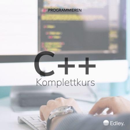 C++ Komplettkurs