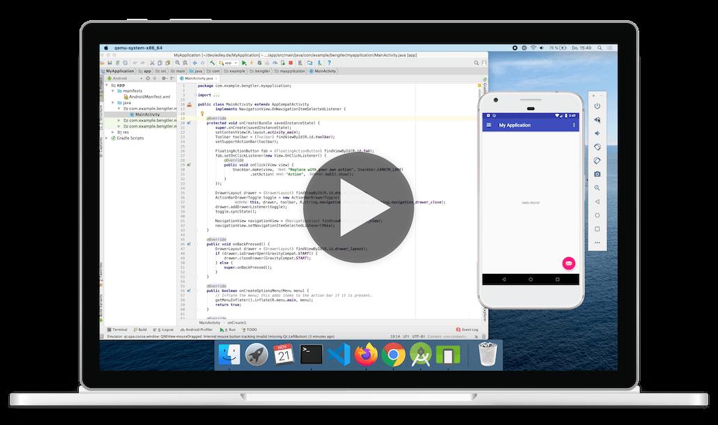 App programmieren lernen Videos
