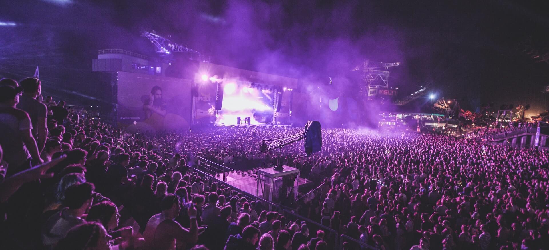 EDM Konzert