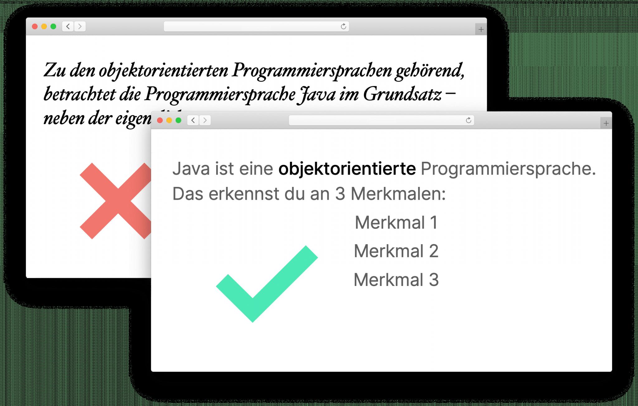 Java einfach erklärt