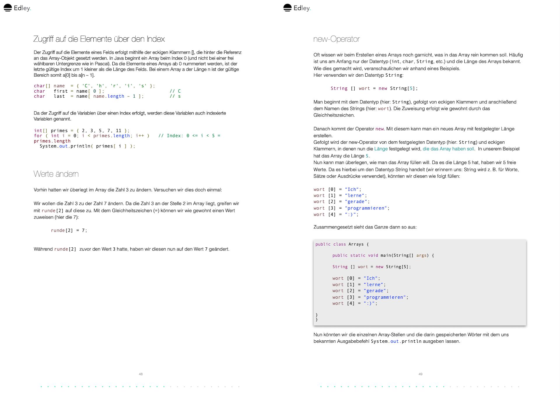 Java lernen PDF