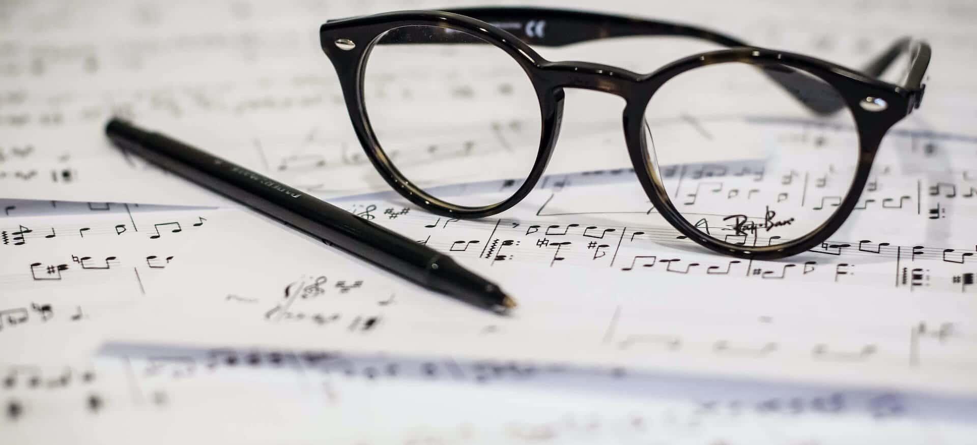 Musiktheorie und Noten lernen