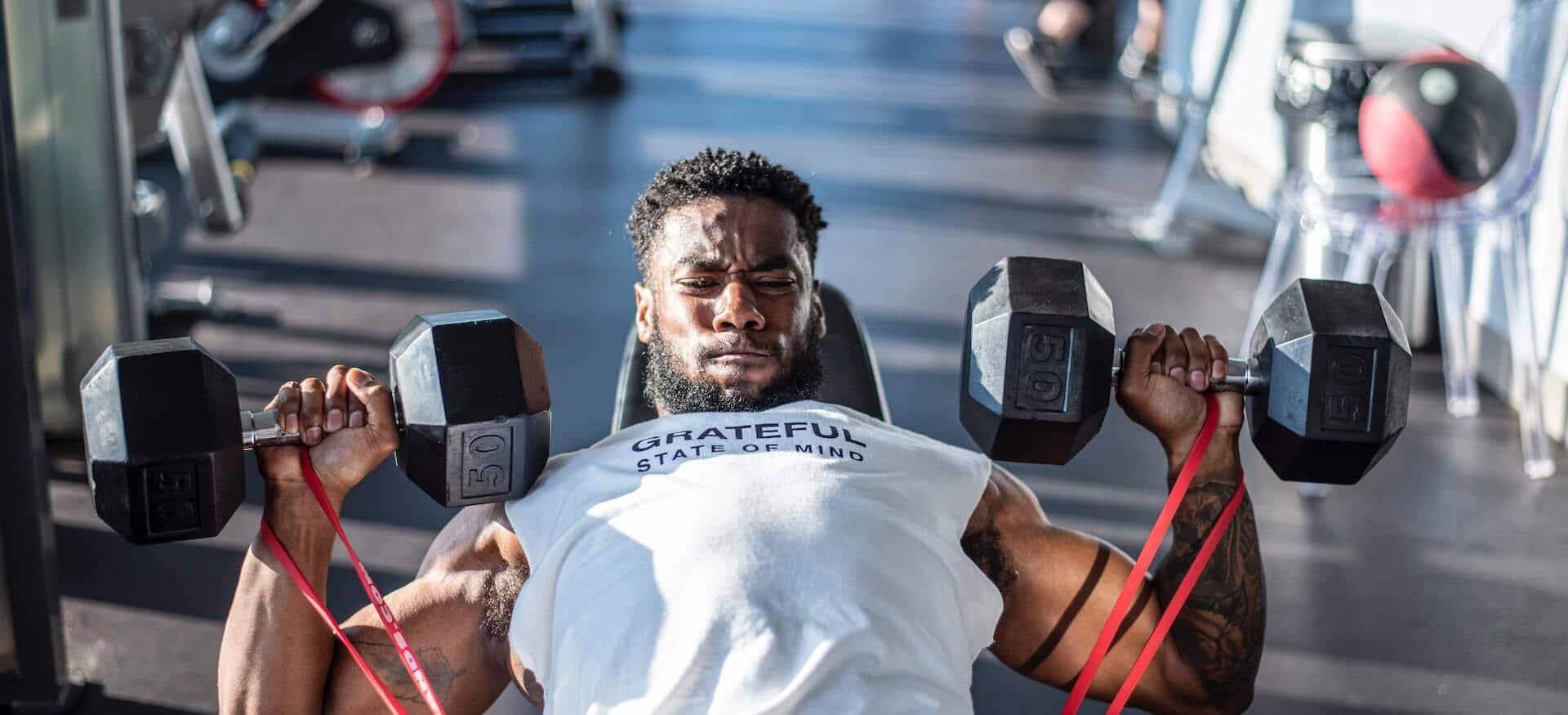 Muskelaufbau Online-Kurs